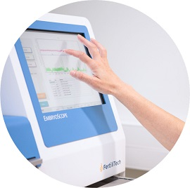 Incubatrice Embryoscope