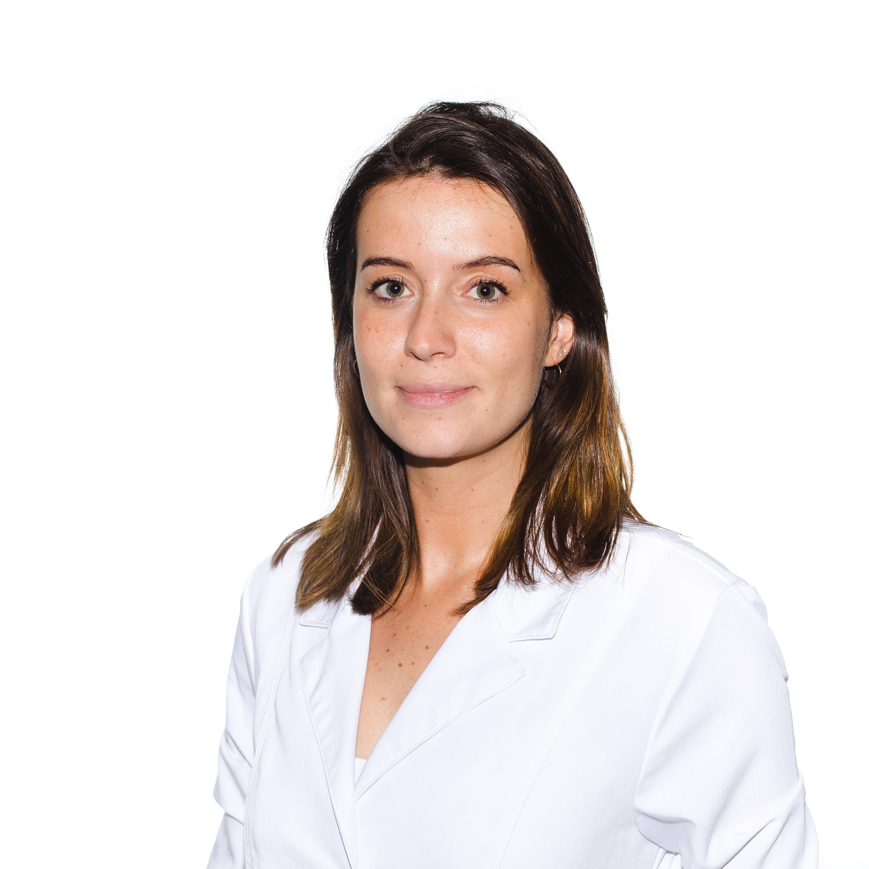 Dra. Carla Domínguez. Ginecologa