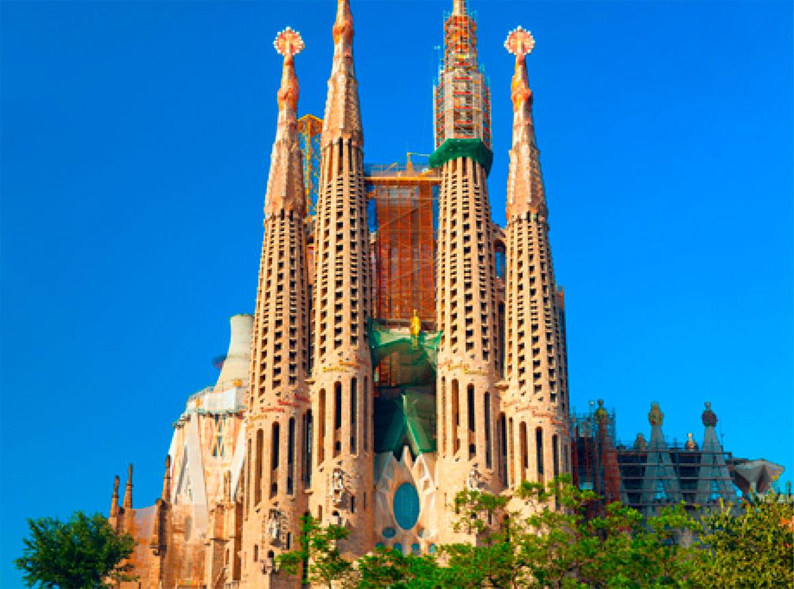 La Sagrada Família - Barcellona